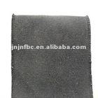 795gsm black tent canvas fabric
