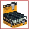 Double wall stainless steel gift travel mug sets