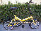 16 inches of folding bike promotional gift bicycle
