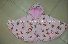 Strawberry cloak for children