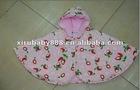 Strawberry cloak for children