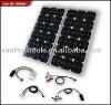 portable solar panel system