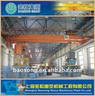 QD 10t electric double-beam eot crane bridge crane 10 ton