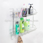 carbon steel bathroom shelf
