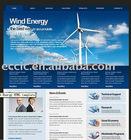 Amazing flash web page design