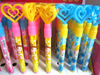 Cute carton plastic ballpoint pen