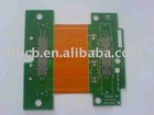 Rigid Flex PCB according to customers gerber file