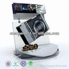 to custom Acrylic camera display
