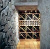 Wooden Wine Cellar (WC1008)
