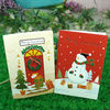 2013 Hot Stamping Christmas cards