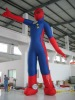 giant inflatable mascot