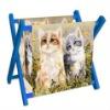 Artical canvas lanudry basket