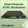 Dual-Channel ATSC modulator