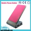 Foldable plastic Mobile Phone Holder With 4 Port USB HUB