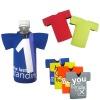 special Jersey-design neoprene bottle holder cooler, collapsible