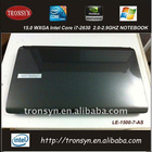 15 Inch High-Performance Core i7 Processor Laptop Notebook