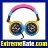 Street Style Headset Pop Tune 3.5mm Stereo DJ Headphones