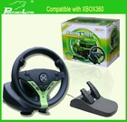 for XBOX360/PC firebolt racing wheel