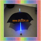 factory sell directly best gift 2012 umbrella led flashing umbrella