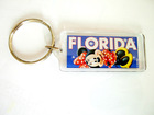 Cartoon acryl key chain