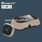 zinc entry door peephole viewer