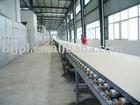 gypsum board production machine