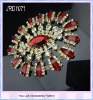 2012New design Fashion Rhinestone Lace for wedding dress