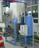 Big volume vertical plastic color mixer/plastic dryer machine