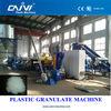 Plastic film granulator machine