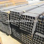 galvanized steel pipe size