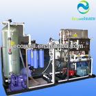 seawater desalination system, reverse osmosis seawater desalination system 25 m3/day