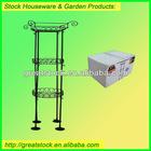 "Iron 47.5"" Metal Garden Plant Stand"