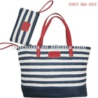 2013 hot sale beach bag with wallet