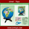 2011 Newest!!! 3d world map jigsaw puzzle