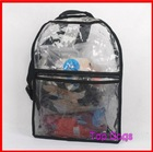 clear PVC backpack BP-1201