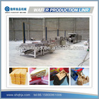 Fully automatic& Multifunctional Wafer Biscuit Production Machine