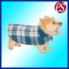 Reversable Fleece Dog Coat