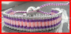 new product 2012 cute friendship bracelets for men
