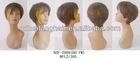 2012 NEW STYLE 100% HUMAN HAIR WIG NHF-2009 #FL2/305