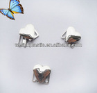 alloy rhinestone buckle underwear accessories