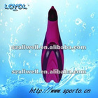 High quality diving fins F01 for swimming or diving