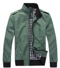 Men's autumn stylish light slim jacket coats