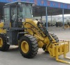 2 tons telescopic forklifts