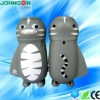 1LED cat torch hand shake flashlight hand squeeze flashlight