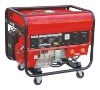 190A air cooled 4 stroke engine power Electric gasoline welding generator