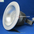 2012 venta caliente 15W 4 pulgadas de panel original Philips Controlador COB hotel de Downlight