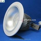 2012 venta caliente 15W 4 pulgadas de panel original Philips Controlador COB hotel de Downlight