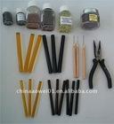 hair extension keratin glue stick