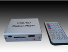 4 buttons usb/sd player