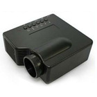 Mini Projector Video/photo/music/ebook function/40 lumens